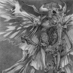 Graphite Drawings, Art Drawings, Allen Williams, Lowbrow Art, The Covenant, Creature Design, Dark Art, Fantasy Art, Concept Art