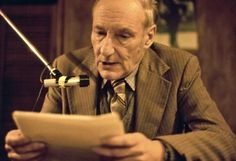 Website plays William S Burroughs reading random snippets from 'Naked Lunch' every time you refresh | Dangerous Minds