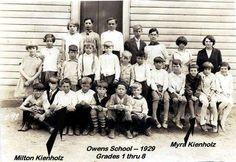 Erie County School's Class Photos