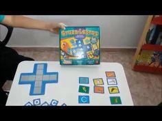 Cruza letras - Intervenção psicopedagógica - Crianças