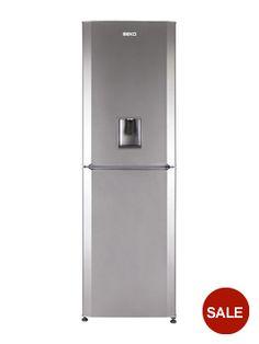 Beko CFD7914APS 70cm Frost Free Fridge Freezer - Silver