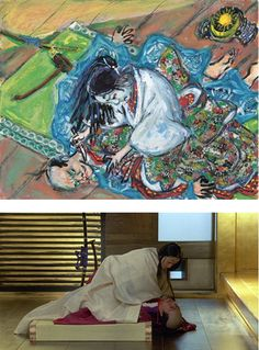 storyboard Akira Kurosawa 乱(1985年) RAN