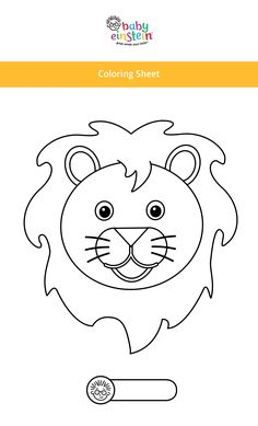Adorable Baby Einstein Coloring Pages For Your Little Ones Birthday Party Get Printables Now