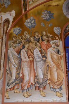 Byzantine Icons, Orthodox Icons, Vignettes, Spirituality, Princess Zelda, Painting, Fictional Characters, Art, Illuminated Manuscript