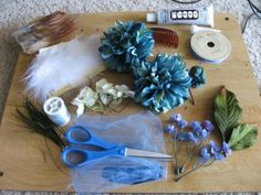 Fascinator How-To