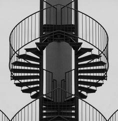 Wolfgang Bertl, Mainaschaff, Frankfurt, Stair, Architecture