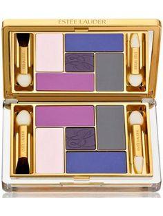 Estée Lauder Pure Colour Five Colour Eyeshadow Palette BLUE DAHLIA - House of Fraser