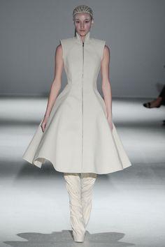 Gareth Pugh, A-H 14/15 - L'officiel de la mode