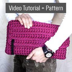 Hook Crochet Tutorial Video Guide