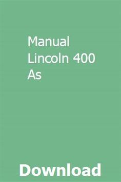 lincoln 400as 50 wiring diagram 31 best kacospeepo images in 2020 manual  repair manuals  31 best kacospeepo images in 2020