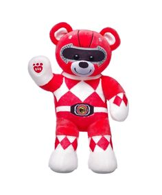 b79fd611cc7 Build-A-Bear Workshop Announces Power Rangers Line