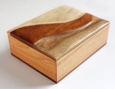3D curves box 53 by KevinWilliamson on Etsy, $60.00
