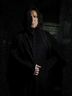 "severus-snape-my-eternal-prince: ""Always by JezyCarole """