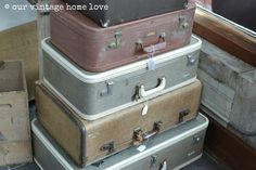 Our Vintage Home Love
