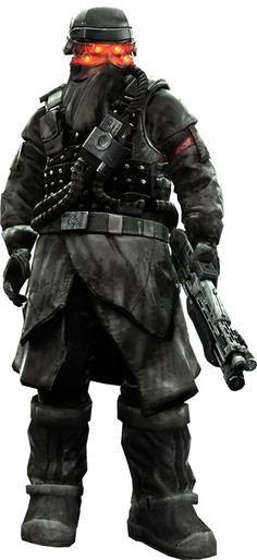 Helghast Commando