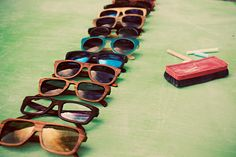 Sunglasses! Soon it'll be sunny… unless you live Down Under!