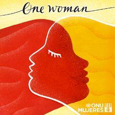 ONU Mujeres: Entidad de la ONU para la Igualdad de Género y el Empoderamiento de la Mujer.