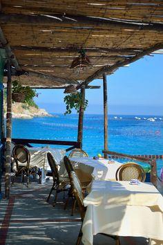 Seaside, Isle of Capri, Italy