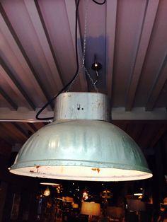 Vintage poolse lamp gezien @conceptstore Geertruidenberg.