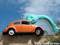Dino Bob, Abilene, Texas