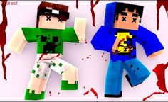 Minecraft: FIM DO TAZERCRAFT! (Assassinos) Nintendo 64, Avatar, Logos, Stuff Stuff, Love, Logo