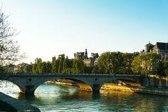 Bridges over the Seine, Paris