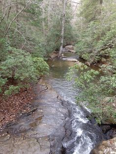 Visiting Georgia State Parks - Cloudland Canyon State Park - Sightseeing, Hiking, and Camping in a Class B RV