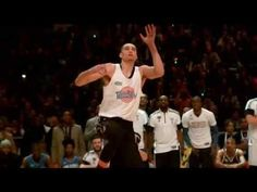 Zach LaVine is only 19 yrs old, and #dunks like this!  #nba  #allstar