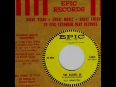 Traduzione Time Marches On - Roy Hamilton testo della canzone Paul Anka, Neil Sedaka, Bobby Vinton, Elvis Presley, Hamilton, March, Songs, Song Books, Mac