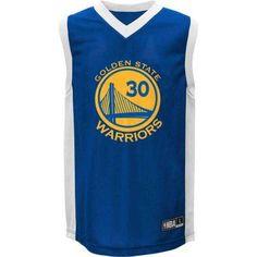 cbf5d21c9 NBA - NBA Golden State Warriors Stephen Curry Youth Team Jersey -  Walmart.com