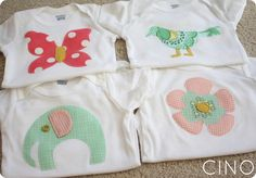craftiness is not optional: baby gifts are adorable, no? plus a mini tutorial!