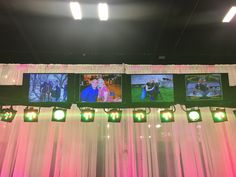 Video Wall, Display Screen, Photomontage, Screens, Presentation, Presents, Canvases, Gifts, Favors