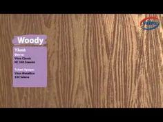 Τεχνοτροπία Woody με Vitex Metallico Classic, Derby, Classical Music