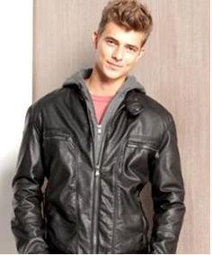 Men's Leatherwear Jacket From:  http://www.idealjackets.com/mens-leather-jackets.html