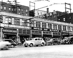 seattle chinatown 1960s - Google Search