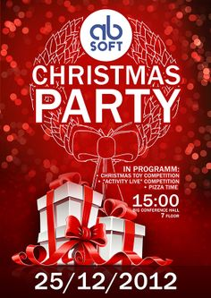Christmas Party for AB-Soft