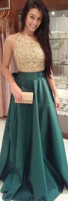 Lace Prom Dress, Sexy Deep Green Graduation Dress,Sexy Open Back Evening Party Dress, Backless Occasion Dress