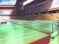 Anime Landscape: School