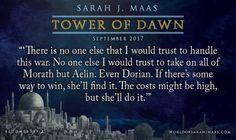 THE WORLD OF SARAH J. MAAS