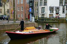 Holland 2013 - The Alkmaar cheese market