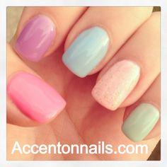 Gelish nails!!