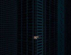 Alone Together: Aristotle Roufanis' Photographic Portrayal of Global Cities