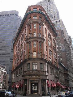 Del Monico's - New York City