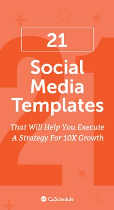Tips and tricks to become a marketing genius on Pinterest + Free templates http://coschedule.com/blog/social-media-templates/?utm_campaign=coschedule&utm_source=pinterest&utm_medium=CoSchedule&utm_content=21%20Social%20Media%20Templates%20That%20Will%20Help%20You%20Execute%20A%20Strategy%20For%2010X%20Growth