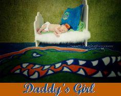 Baby KG- Daddy is a Florida Gator fan by ~sjphoto~, via Flickr