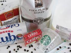 Make a Starbucks Frappuccino for $0.32 | Squawkfox