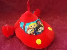 DisneyLittle Einstein Plush Patt Patt Rocket Ship 11 Inches Characters In Window #Disney