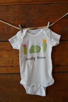 6bd46244f Baby G, Baby Onesie, Onesies, Unisex Baby, Cactus, Baby Overalls, Prickly  Pear Cactus, Cactus Plants, Baby Bunting