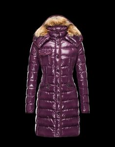 MONCLER HERMIFUR DEEP PURPLE
