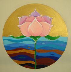 a62074ac07ba Michele Harvey. Lotus MandalaMandala ...